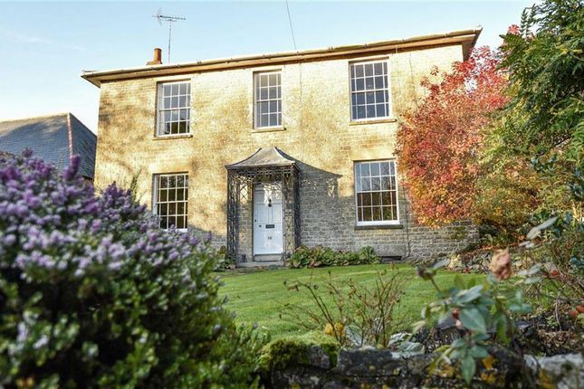 Thumbnail Detached house for sale in The Court, Burderop Close, Wroughton, Swindon