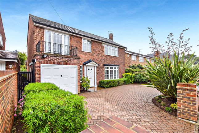 Thumbnail Detached house for sale in Knoll Road, Bexley Village, Kent