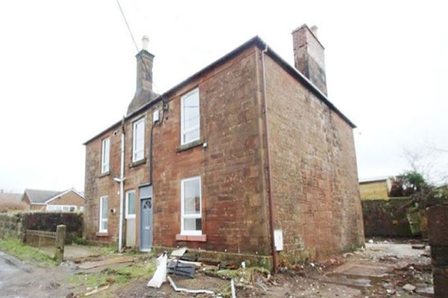 Thumbnail Flat for sale in 18, Tanfield, Mauchline KA55Al
