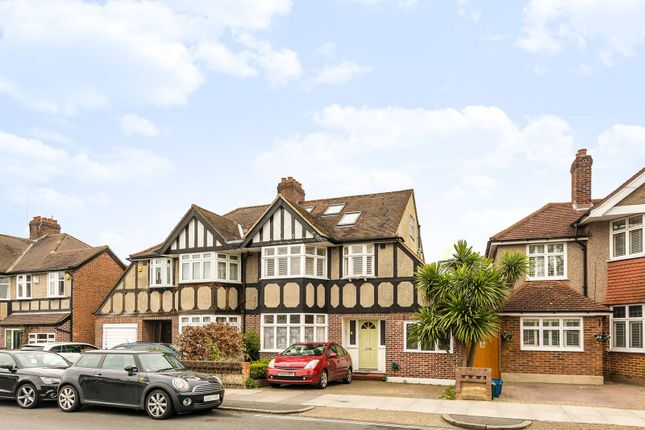 Thumbnail Property for sale in Montrose Avenue, Whitton