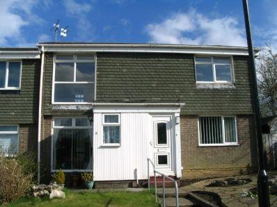 Thumbnail Flat to rent in Maplebeck Close, Moorside, Sunderland