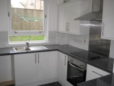 Thumbnail Flat to rent in Great Western Road, Ground Left