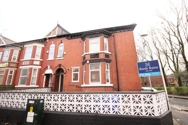 Thumbnail Terraced house for sale in Moss Lane East, Manchester