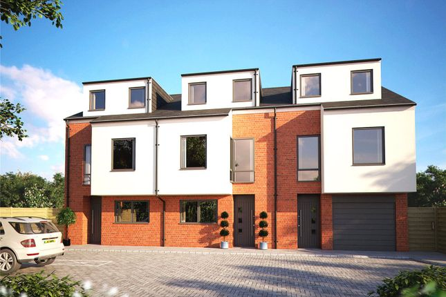 Thumbnail End terrace house for sale in Hardwick Mews, Hardwick Close, Stanmore