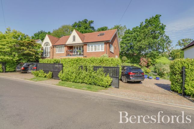 Thumbnail Detached house for sale in Herington Grove, Hutton, Brentwood
