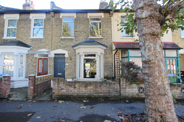 Thumbnail Terraced house for sale in Huddlestone Road, Forest Gate, London