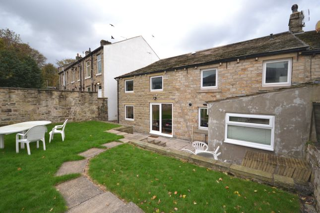 Thumbnail End terrace house to rent in Tunnacliffe Road, Huddersfield