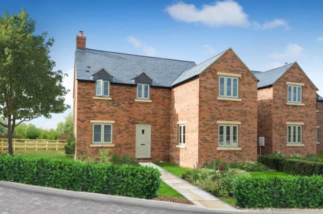 Thumbnail Detached house for sale in Noral Way, Banbury, Oxfordshire