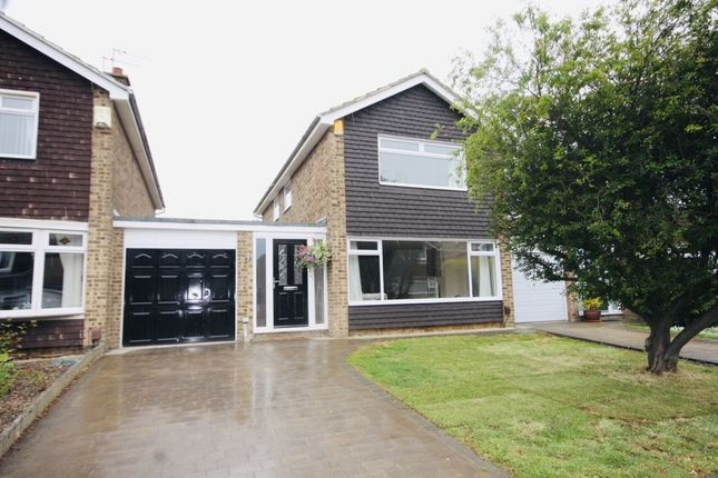 Thumbnail Detached house for sale in Kingfisher Drive, Guisborough