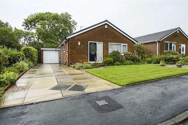 Thumbnail Detached bungalow for sale in Durham Road, Wilpshire, Blackburn