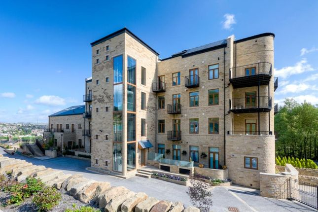 Thumbnail Flat for sale in Burrwood Court, Stainland, Halifax