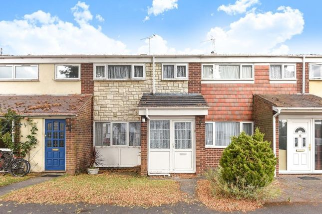 Thumbnail Town house to rent in Caldecott Close, Abingdon-On-Thames