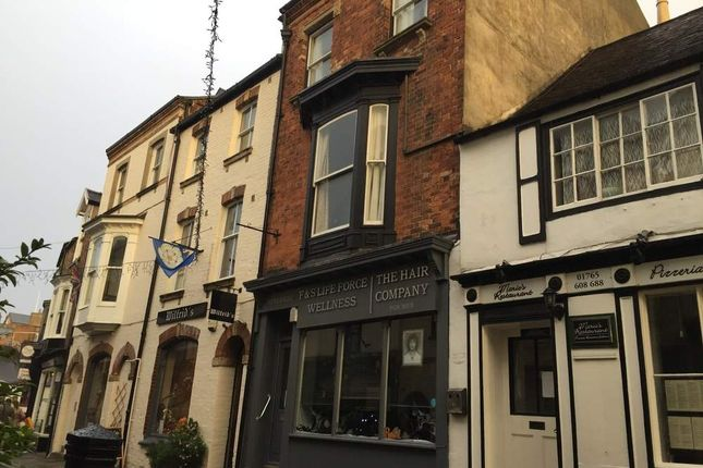 Thumbnail Commercial property for sale in 28 Kirkgate, Ripon HG4 1Pb,
