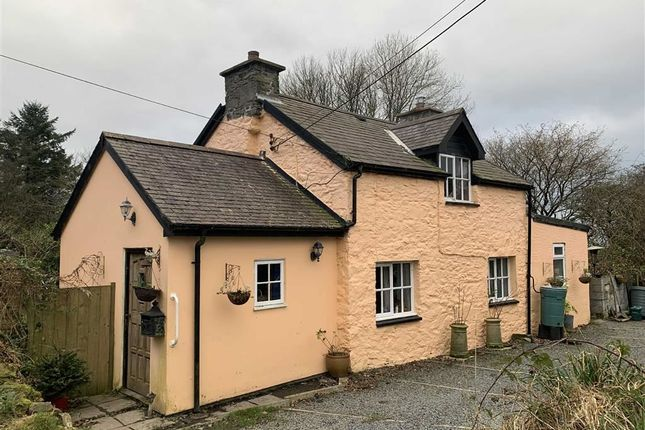 Thumbnail Cottage for sale in Cross Inn, Llanon, Ceredigion