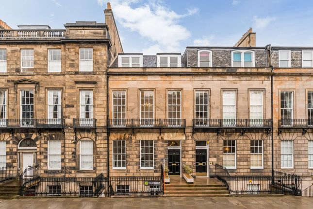 Thumbnail Terraced house for sale in Manor Place, West End, Edinburgh