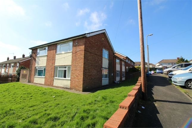 Thumbnail Flat for sale in St Davids Road, Abergavenny, Monmouthshire