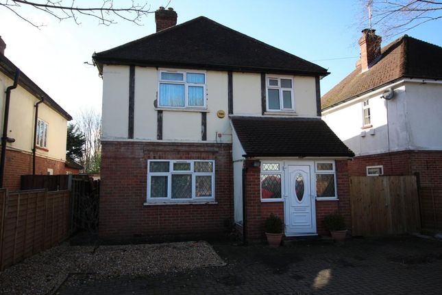 Thumbnail Terraced house to rent in Frimley Road, Camberley