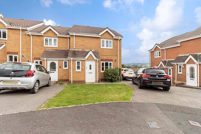 Thumbnail Terraced house for sale in Cae Melyn, Hengoed