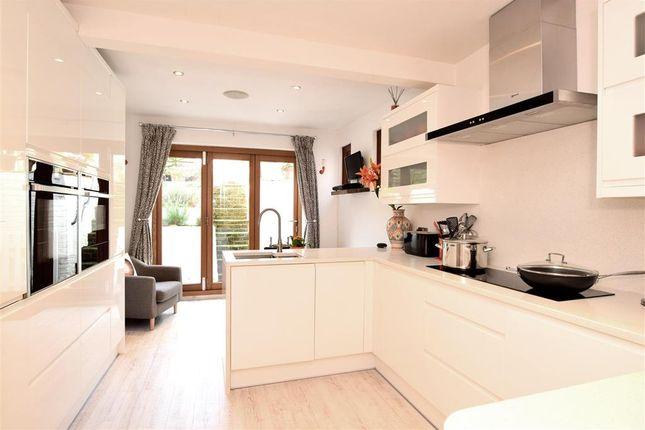 Thumbnail Semi-detached house for sale in Hollingbury Park Avenue, Brighton, East Sussex