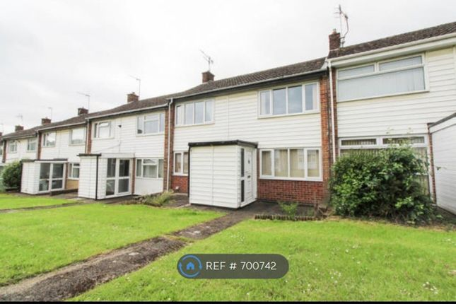 Thumbnail Terraced house to rent in Yarncliff Close, Chesterfield