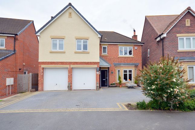 Thumbnail Detached house for sale in Annand Way, Newton Aycliffe