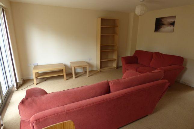 Living Room of Nazareth Road, Dunkirk, Nottingham NG7