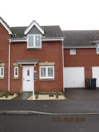 Thumbnail Terraced house to rent in Willowbrook Gardens, St Mellons, Cardiff