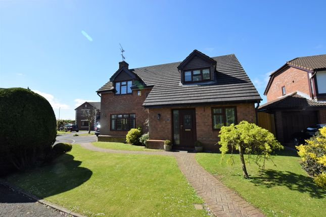 Thumbnail Detached house for sale in Mourne Close, Ledsham Park
