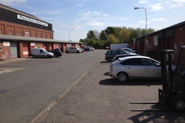Industrial to let in Edward Street Industial Estate, Darlington