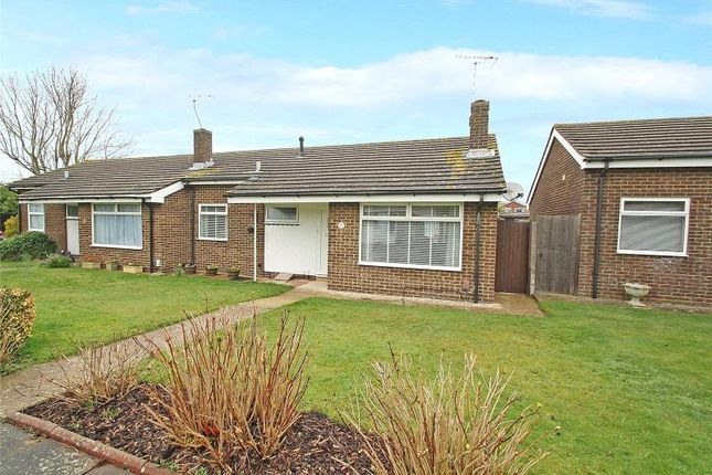 Thumbnail Semi-detached bungalow for sale in The Pallant, Goring By Sea, Worthing