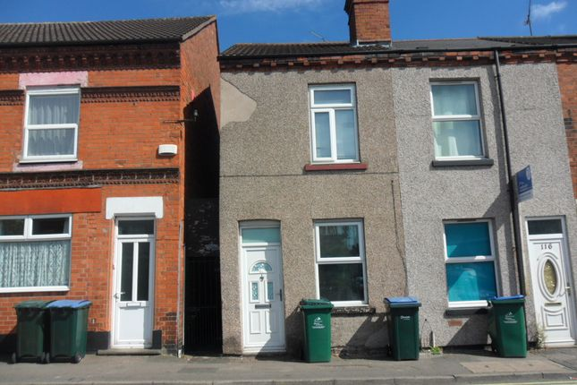 Terraced house to rent in Paynes Lane, Stoke