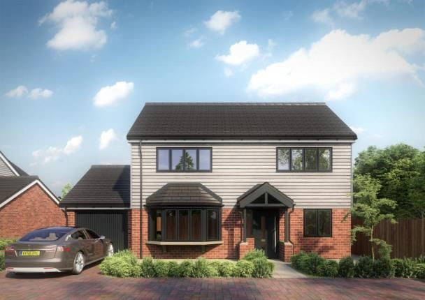 Thumbnail Detached house for sale in Parsons Heath, Colchester