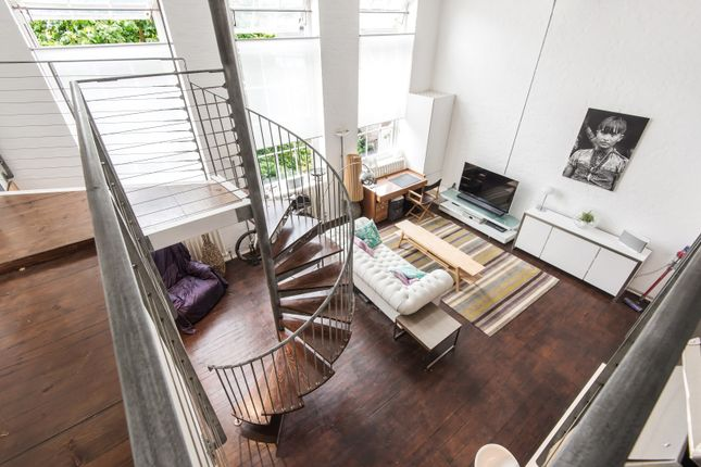 Thumbnail Flat for sale in Stannary Street, London