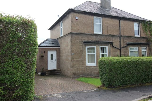Thumbnail Semi-detached house to rent in Ferngrove Avenue, Kelvindale, Glasgow