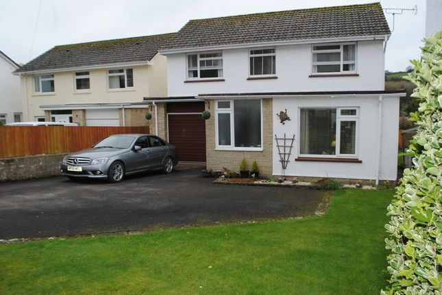 Thumbnail Detached house for sale in Winsham Road, Knowle, Braunton
