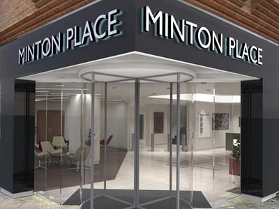 Office to let in Minton Place, Victoria Street, Windsor