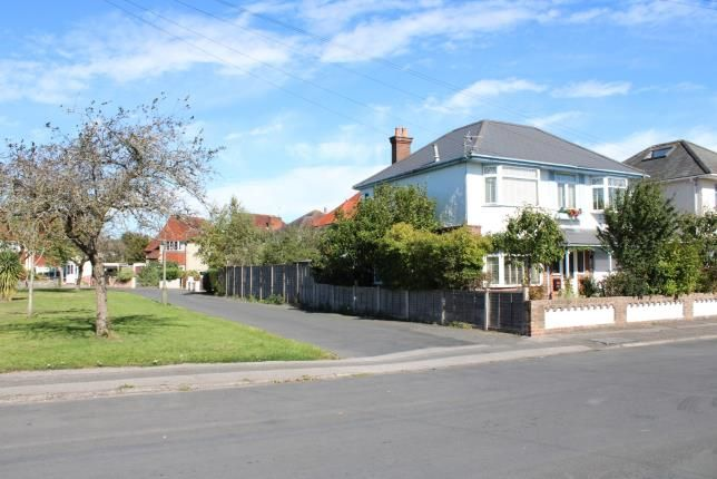 Thumbnail Detached house for sale in Talbot Park, Bournemouth, Dorset