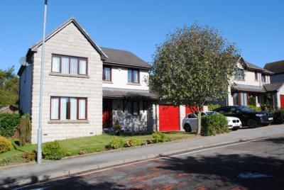 Thumbnail Detached house to rent in Dawson Drive, Skene, Westhill