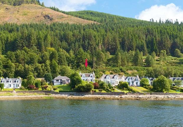 Thumbnail Detached house for sale in Seaward Cottage, Strone, Dunoon, Argyll And Bute
