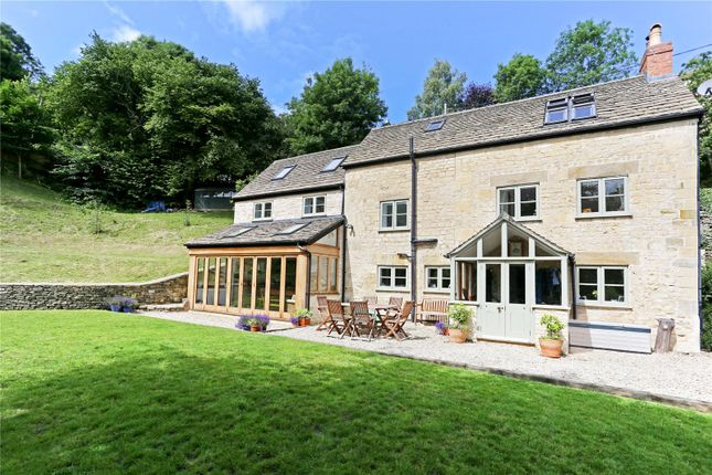 Thumbnail Detached house for sale in Beech Knapp, Burleigh, Stroud, Gloucestershire