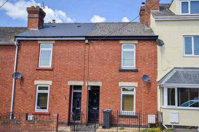 Thumbnail Terraced house to rent in Gloucester Road, Newtown, Berkeley