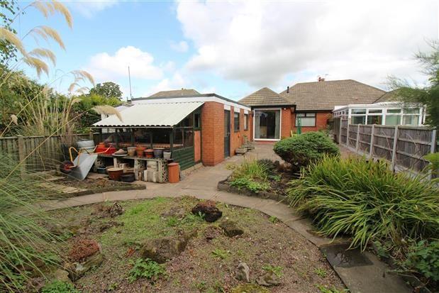 Thumbnail Bungalow to rent in Sandicroft Avenue, Hambleton, Poulton Le Fylde
