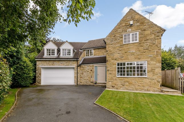 Thumbnail Detached house for sale in Lea Croft, Clifford, Wetherby