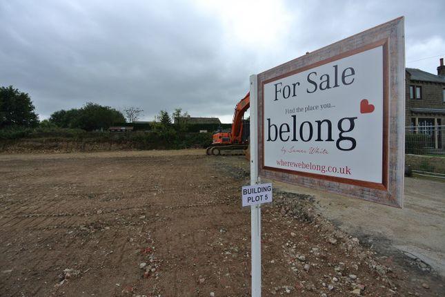 Thumbnail Land for sale in Building Plot 5 Slades Road, Bolster Moor, Huddersfield