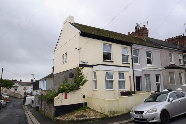 Thumbnail Flat for sale in Priory Road, Plymouth