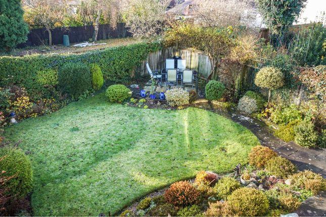 Rear Garden of Glenfield Road, Western Park LE3