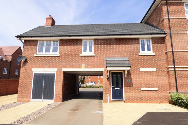 Thumbnail Semi-detached house for sale in Saunders Field, Kempston, Beds