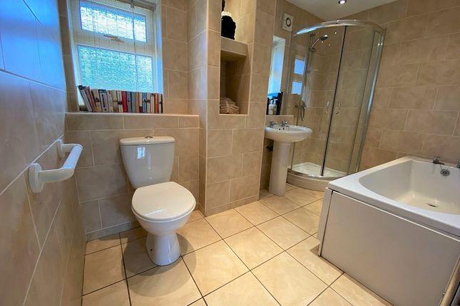 Bathroom of Ball Lane, Llanrumney, Cardiff. CF3