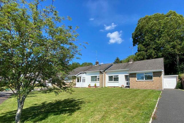 Thumbnail Bungalow to rent in Denholm Close, Poulner, Ringwood