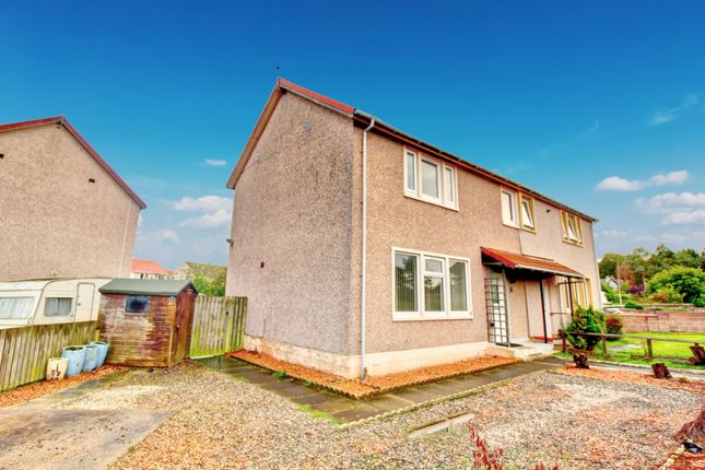 Thumbnail Semi-detached house for sale in Links Road, Tayport
